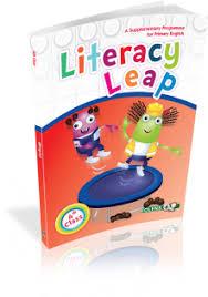 Literacy Leap 4th Class