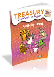 Treasury Core Skills Senior Infants - 1st Edition