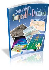 Timpeall an Domhain Rang 6 (Text & Workbook)