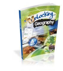 Unlocking Geography 4th Class Folens