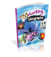 Unlocking Geography 5th Class Folens