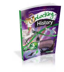 Unlocking History 3rd Class Folens