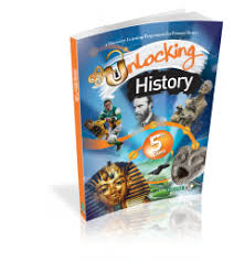 Unlocking History 5th Class Folens