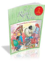 The Right Note 5th & 6th Class Activity Book