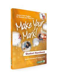 Make Your Mark! Student Handbook