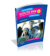 Ecoutez Bien 1 (Book & CD) Folens