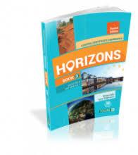 Horizons 3 (Elective 4, Options 6 & 7)