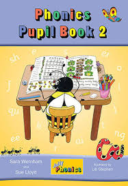 Jolly Phonics Pupil Book 2 Colour Edition - Senior Infants