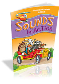 Sounds in Action C - 3rd Class Folens