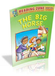 The Big Horse - Book 4