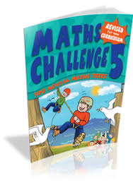 Maths Challenge 5th Class Folens