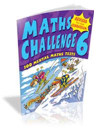 Maths Challenge 6th Class Folens