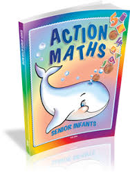 Action Maths Senior Infants Folens