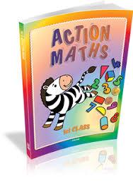 Action Maths 1st Class Folens