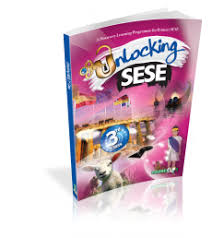 Unlocking SESE 3rd Class Folens