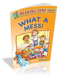 What a Mess! Book 5
