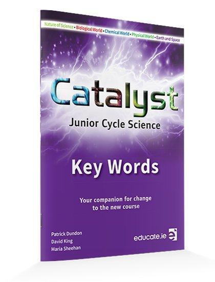 Catalyst Junior Cycle Science Keywords