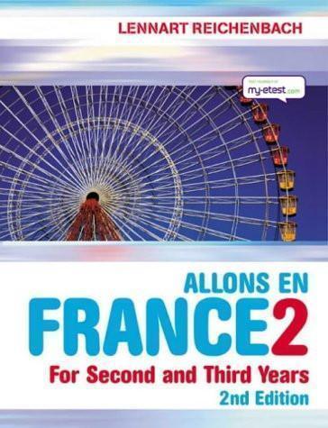 Allons en France 2 2nd Edition