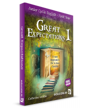 Great Expectations 1 Pack - includes (Textbook and Portfolio)