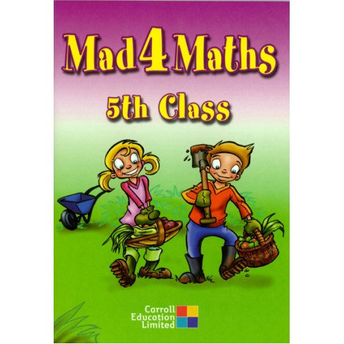 Mad 4 Maths 5th Class Gill and McMillan