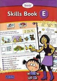 Wonderland Skills Book E