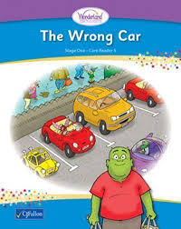 Wonderland Book 5 - The Wrong Car