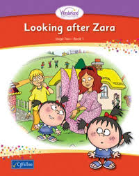 Wonderland Book 1 - Looking after Zara