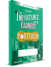 The Importance of Being Earnest Portfolio Only - Educate.ie