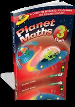 Planet Maths 3rd Class Textbook Folens