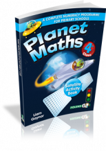 Planet Maths 4th Class Satellite Activity Book