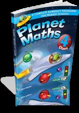 Planet Maths 4th Class Textbook Folens