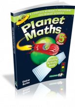 Planet Maths 5th Class Satellite Activity Book