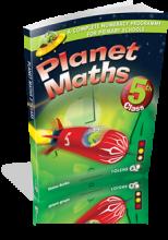Planet Maths 5th Class Textbook Folens