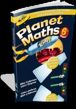 Planet Maths 6th Class Satellite Activity Book
