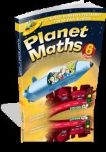 Planet Maths 6th Class Textbook Folens