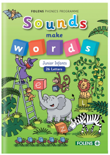 Sounds Make Words Junior Infants 26 Sounds
