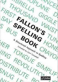Fallons Spelling Book
