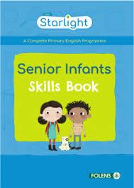Starlight Senior Infants Skills Book