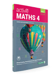 Active Maths 4 Book 1 - Higher Level (2nd Edition)
