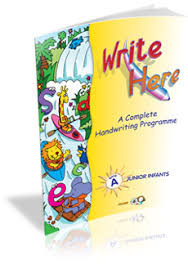 Write Here A - Junior Infants Folens