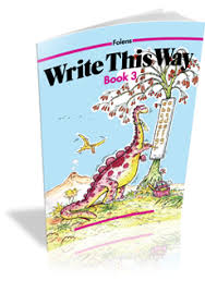 Write This Way 3 - Senior Infants Folens