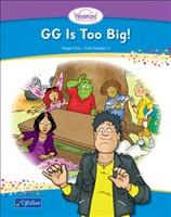 Wonderland Book 2 - GG Is Too Big!