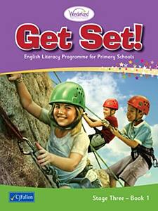 Wonderland Book 1 Get Set! CJF
