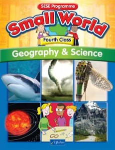 Small World Geography and Science 4th Class Textbook