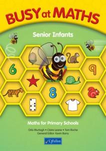 Busy at Maths Senior Infant Pack CJF