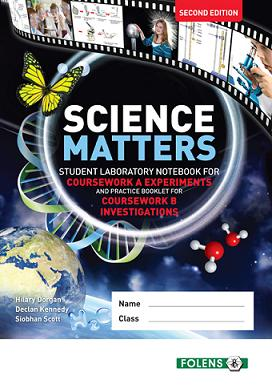 Science Matters Laboratory Notebook (2nd Edit