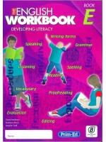 The English Workbook E - 4th Class