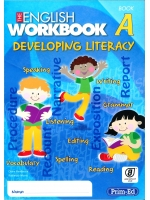 The English Workbook A - Senior Infants