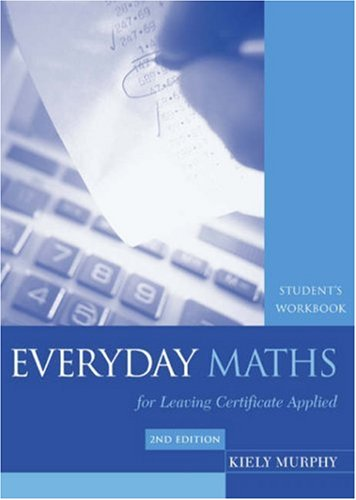 Everyday Maths for LCA 2nd Edition