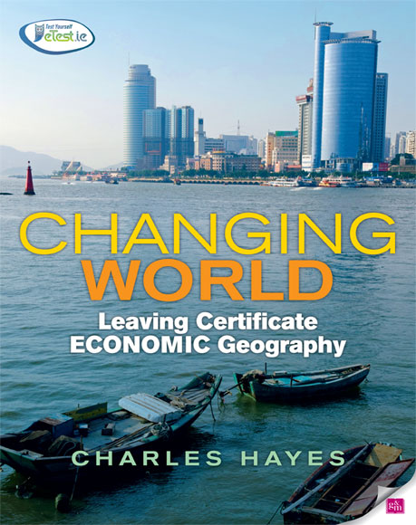 Changing World Economic Geography LC G+M